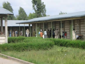 Health Centre where Abaynesh was treated