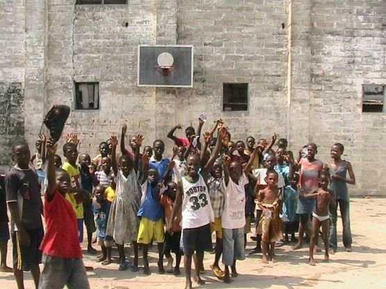 Sports & Education Center for James-Town (Ghana)