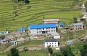 Solar power for Rajbash Hospital