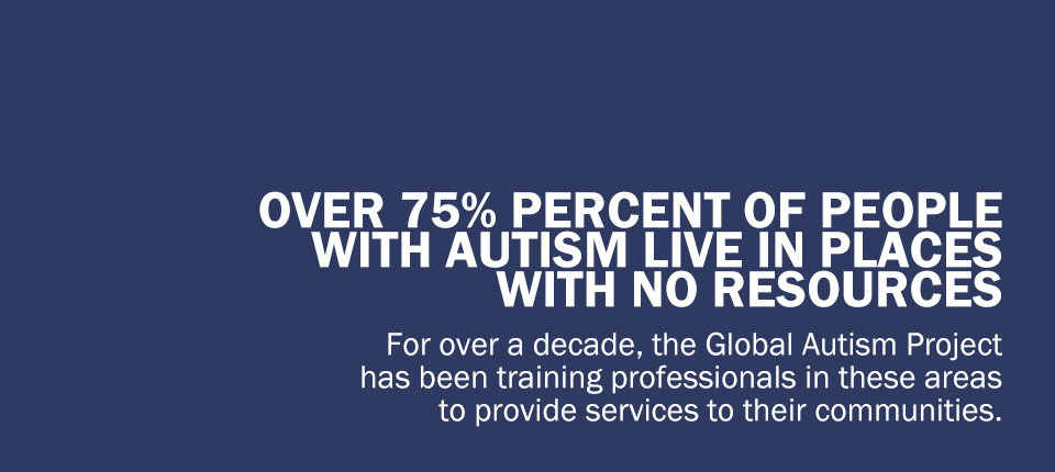 Global Autism Project for Teacher Training