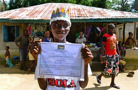 Sierra Leone, 2014