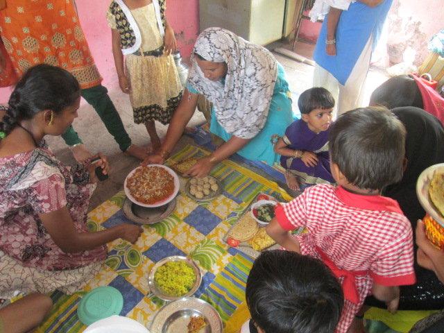 Preparing Nutritious Food