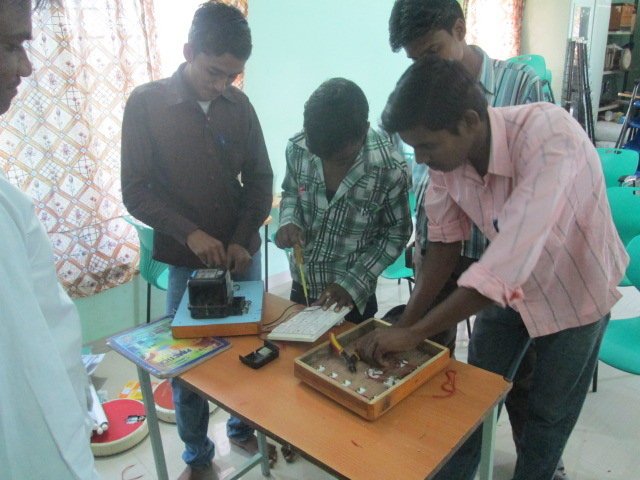 Vocational Skills - Electrician Training