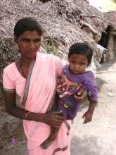 Vishal and his mother