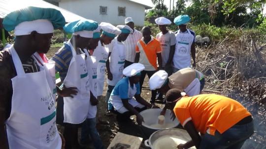 Cassava Processing Plant