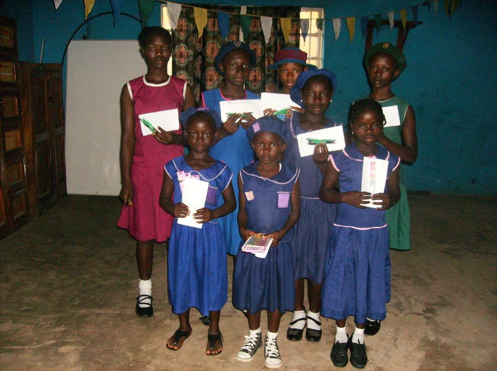 Help Make Christiana's Education Dream Come True