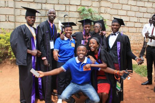 2016 Graduates from HOCW's programs