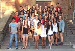 Globemed at Cornell 2014-2015 Staff!