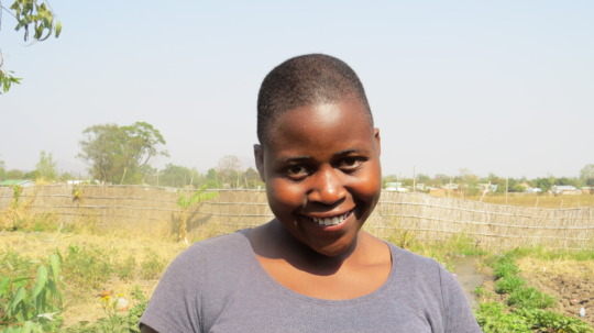 EKARI Foundation Beneficiary - Stella