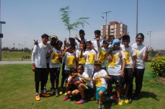 The Maitri Champs