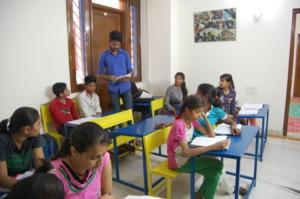 Children love their new classrooms