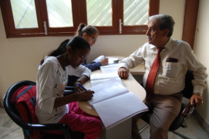 Children get extra help for examinations