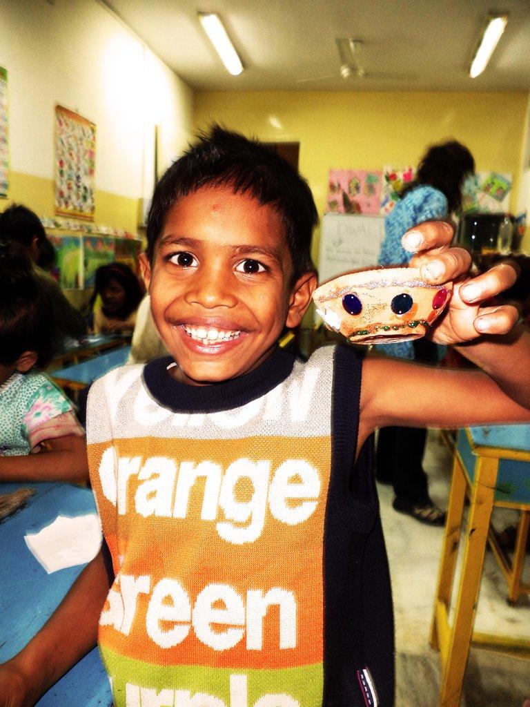 After School Programme for Underserved Children