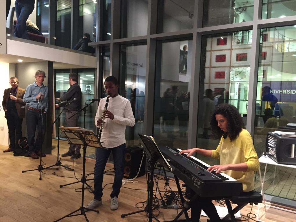 Friends Night at Maestro Arts