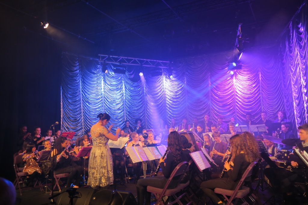 51st State Band in concert
