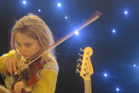 Violin recitals