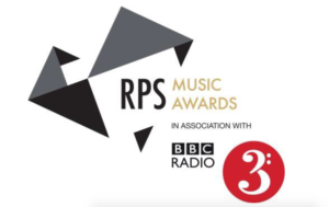 Shortlisted for RPS Music Awards