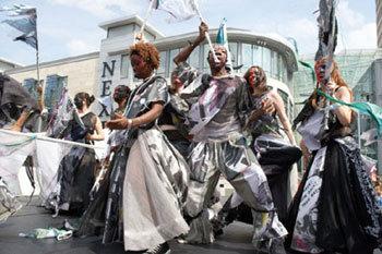 Train 24 global artists for Edinburgh Festivals
