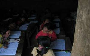 Studying in the dark