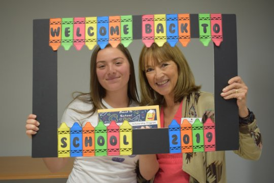 Juliana's Next Goal-University Admission 2020!