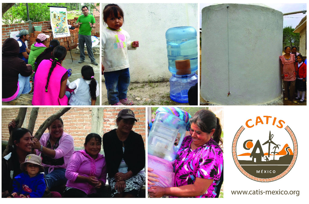 Potable water for 400 in rural Mexico