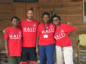 The Vision for Haiti Team