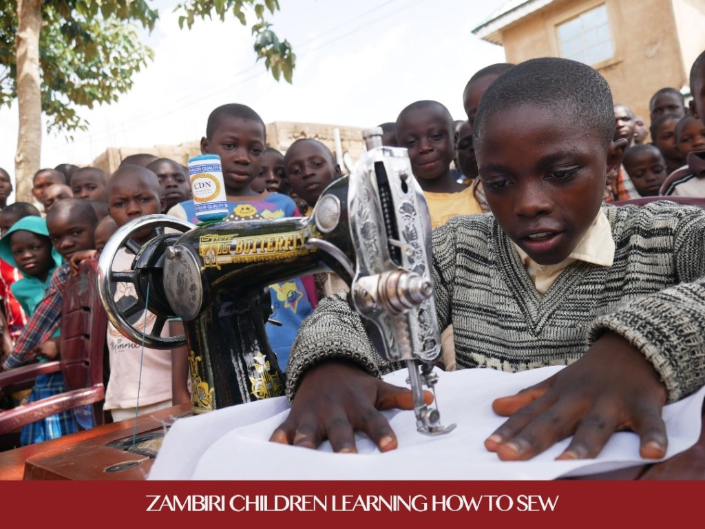 School Equipment for 400 Kids in Nigeria
