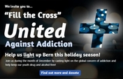 Fill the Cross - United Against Addiction