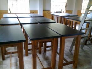 New Lab tables, for 2 each