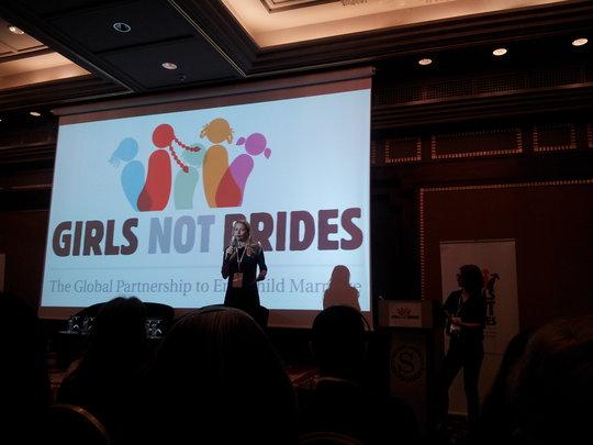 The Girls Not Brides Global Member Meeting