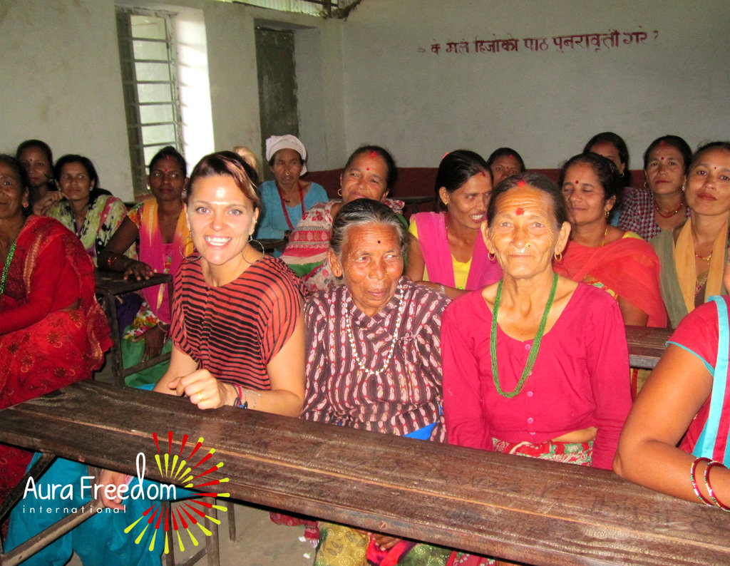 Bikes and Rights for 200 Schoolgirls in Nepal