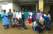 Support Neighborhood Clinics in Liberia