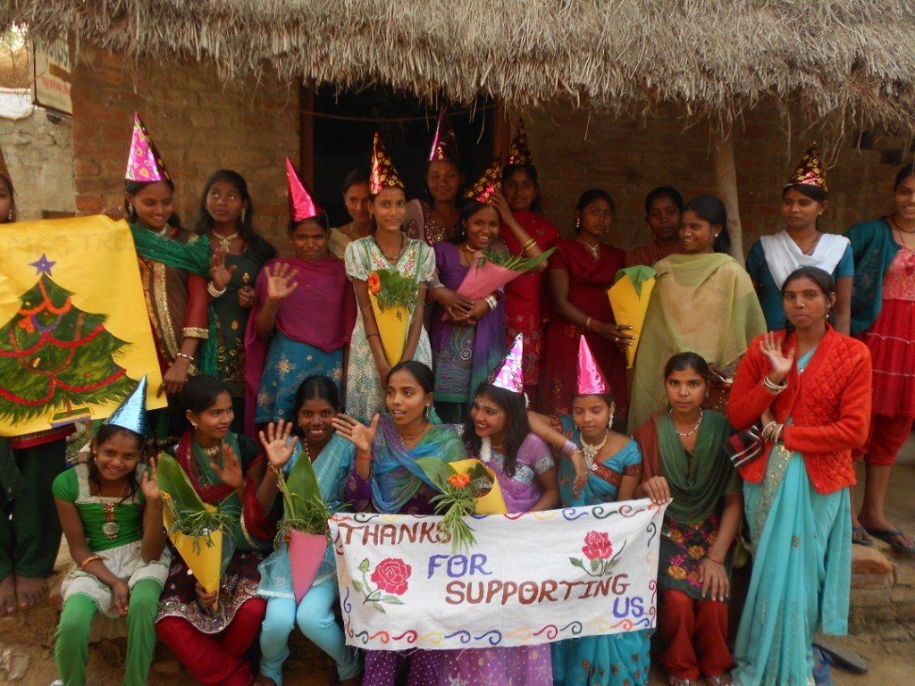 Empower 5000 drop out Adolescent Girls in Lucknow