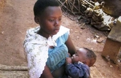 Support teenage mothers with basic needs in Uganda