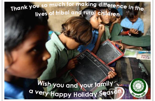 All the best for Holiday Season