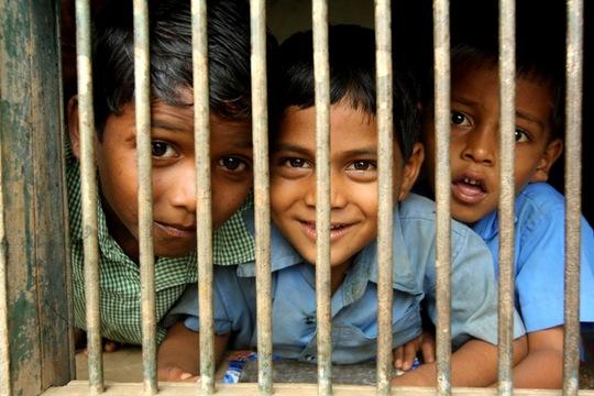 Children enrolled in our Rural Schools!