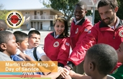 Fund City Year's community service in DC schools!