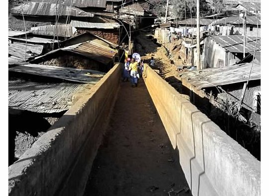 Send 8 Children to High School - Kibera, Kenya