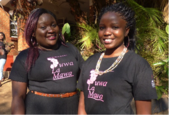 Duwa La Mawa shortlisted for Road to Nairobi