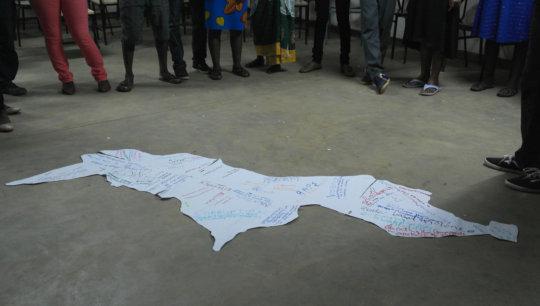 Mapping Malawi at a Dream Machine