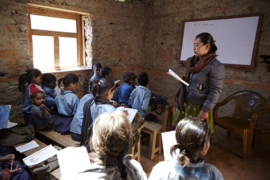 Educate 1500 Children in Remote Himalayan Villages