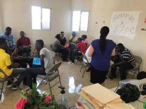 Informed Trauma Care training workshop