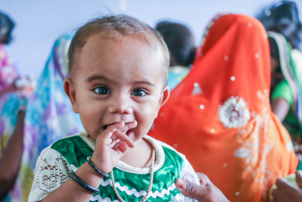 Life Saving Treatment to Children in Rural India