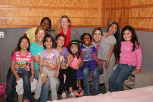 Some campers form lifelong friendships at Camp