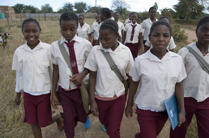 Secondary School for Mozambican Girls