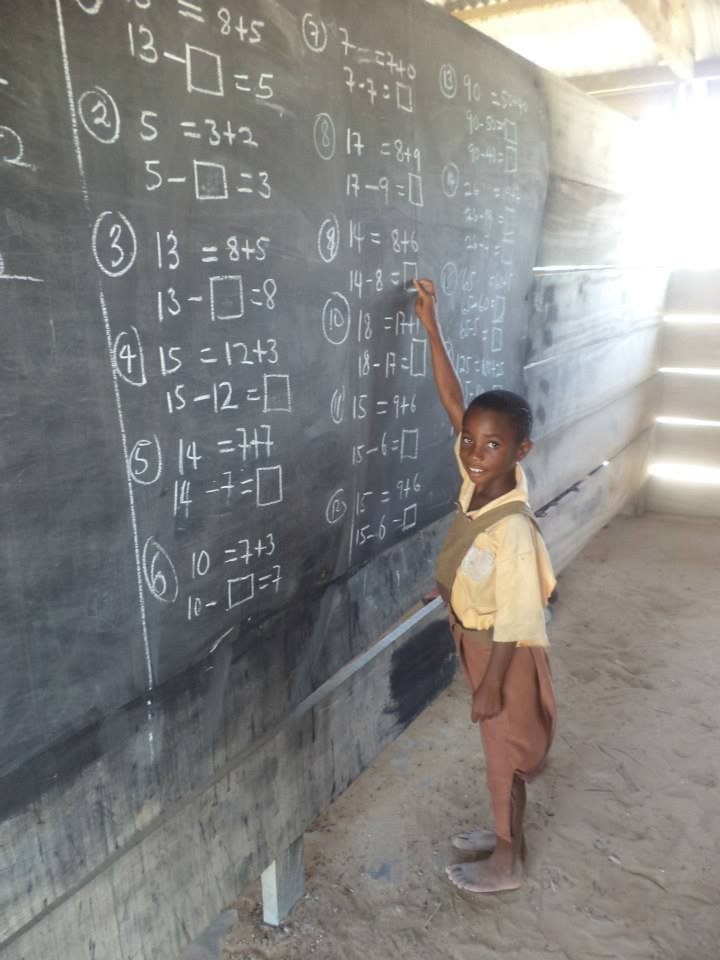 Build School & Provide Supplies in Tsipasi Ghana