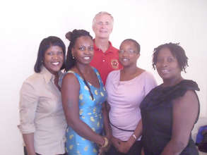 Community Meeting in St John