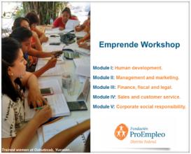 women, trainning, economic development, vulnerable