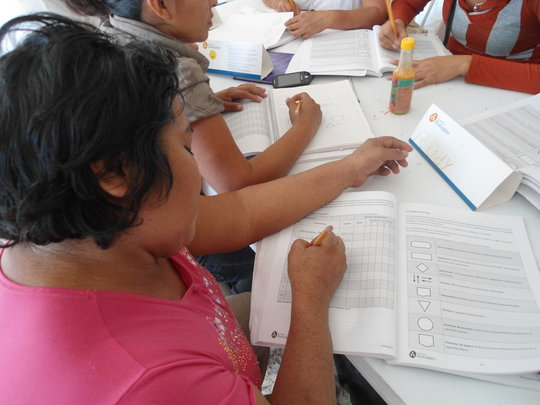 Business Training to Empowerment 20 Mayan Women
