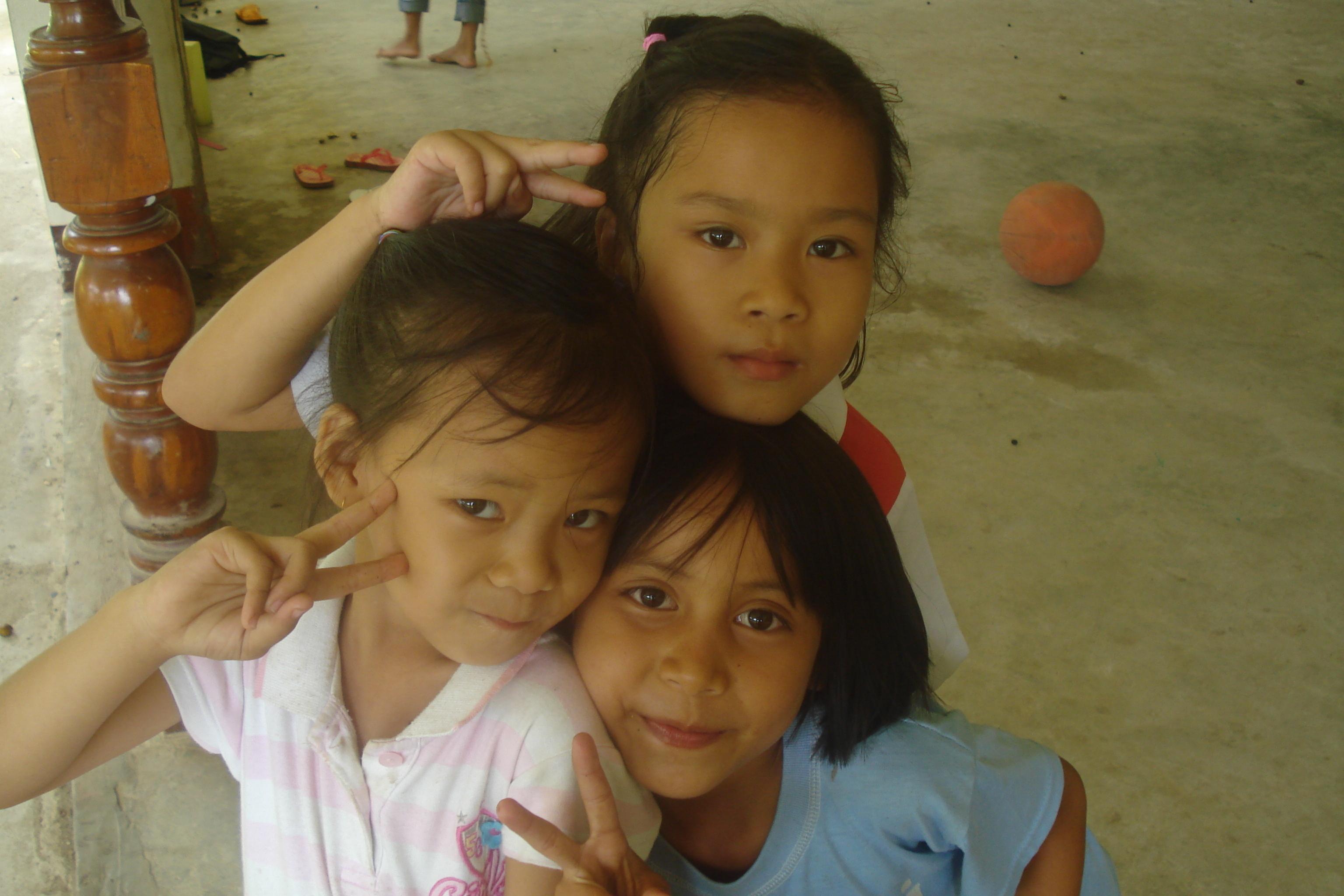 thai child Send Migrant Burmese and Thai Children to School. ›